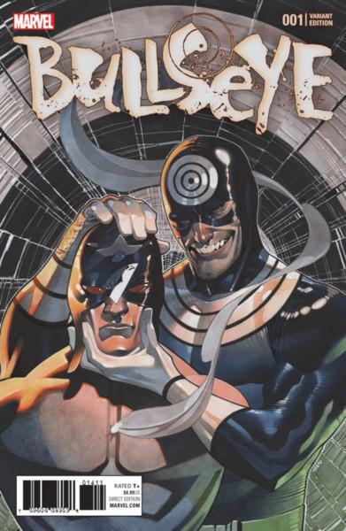 Bullseye 1 Stevens Variant