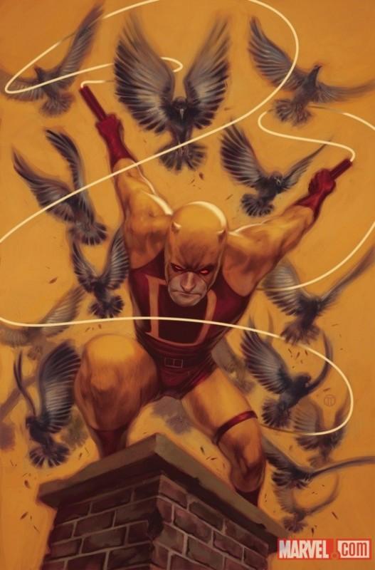 Daredevil SeasonOne Cover