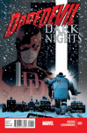 Highlight for Album: Daredevil: Dark Nights 1