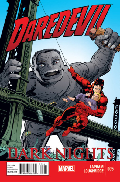 Daredevil: Dark Nights #5