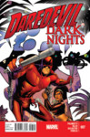 Highlight for Album: Daredevil: Dark Nights 7