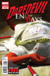 Highlight for Album: Daredevil: End of Days 1