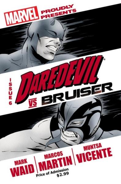Daredevil 6 cover NOTFINAL