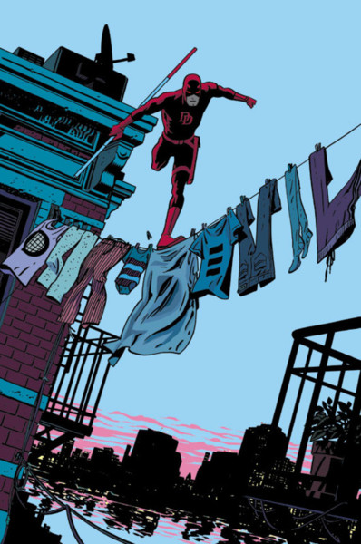 Daredevil 26 Cover