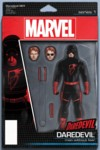 Daredevil 1 Christopher Action Figure Variant