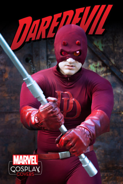 Daredevil 1 Cosplay Variant