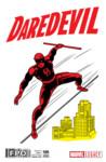 DAREDEVIL T-SHIRT VARIANT CVR