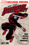 Highlight for Album: Daredevil Volume 3 Previews