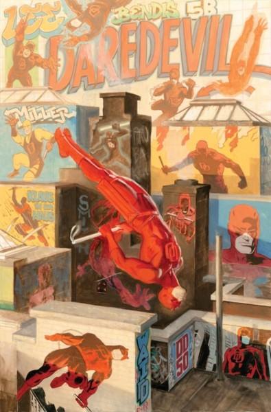 Daredevil 1.50 Cover