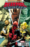 Deadpool 13 Stevens Power Man and Iron Fist Variant