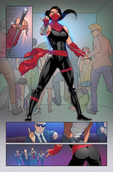 Elektra 1 Preview 3