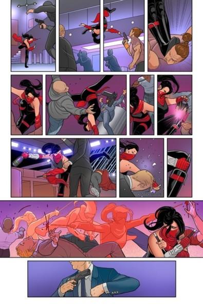 Elektra 1 Preview 4