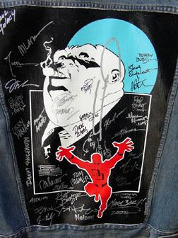 Kingpin Daredevil Jacket