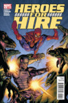 Highlight for Album: Heroes For Hire 7