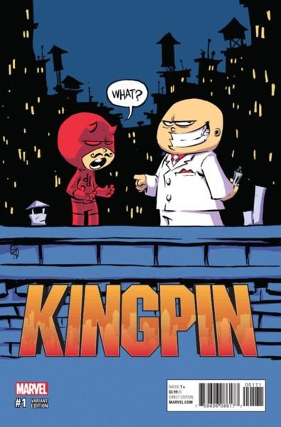 Kingpin 1 Young Variant