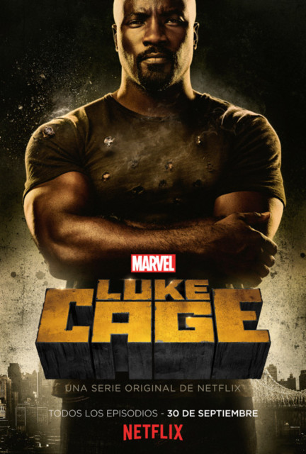 LukeCage KA LAS