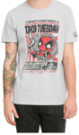 Deadpool T-shirt Hot Topic