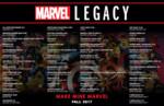 MARVEL LEGACY Story Arcs