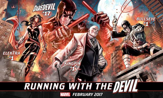 Running With the Devil Checchetto Promo Image