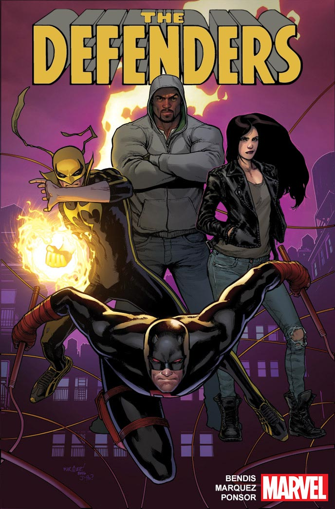 TheDefenders001 Cov