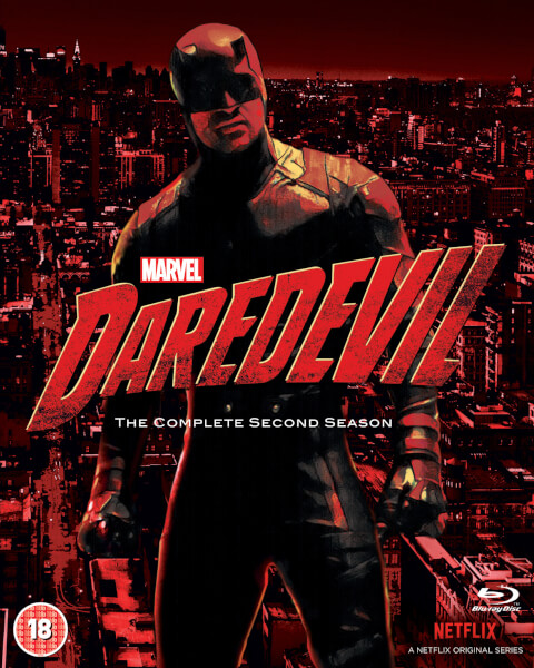 daredevil season 2 dvd