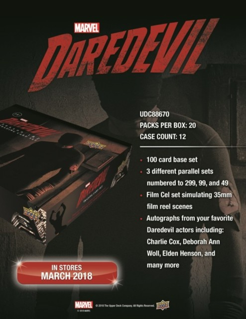 daredevil upper deck