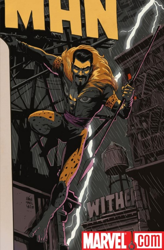 Kraven NewManWithoutFear