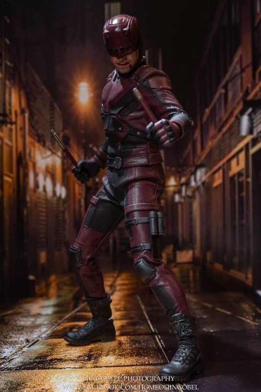 Daredevil The Man Without Fear Hot Toys Daredevil