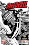 Daredevil 1 Golden BW Variant