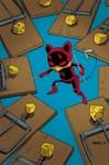 Daredevil 1 Samnee Animal Variant