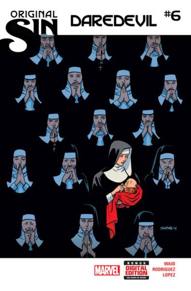 Daredevil 6 Cover