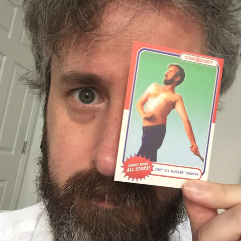 Chip Zdarsky Interviews  Several recent interviews and podcasts