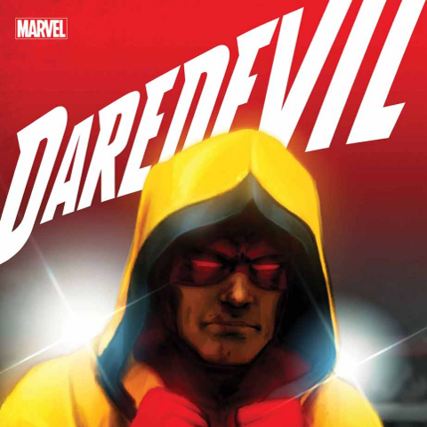 August 2020 Solicits  DAREDEVIL ANNUAL new date