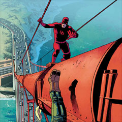 DAREDEVIL #12, SHIPS JANUARY 14!