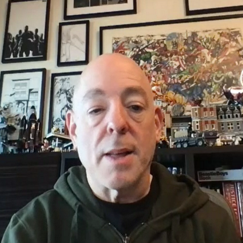 Brian Michael Bendis Interview