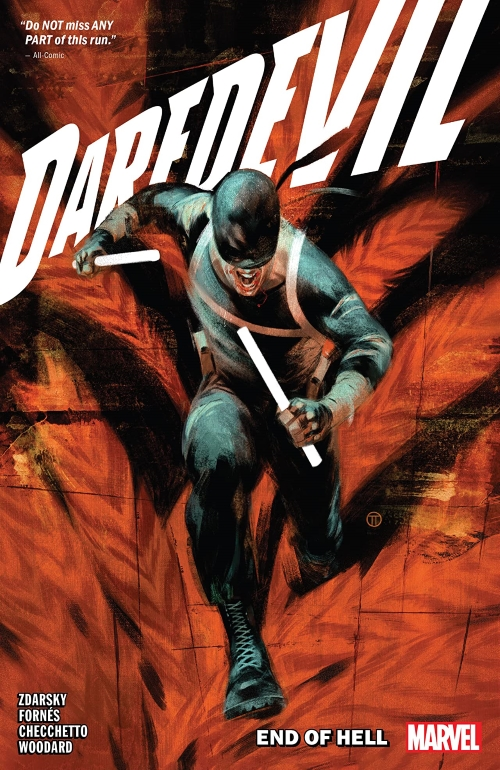 Daredevil Volume 4 TPB