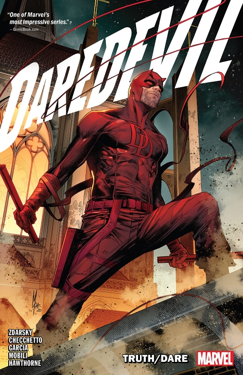 Daredevil Volume 5 TPB