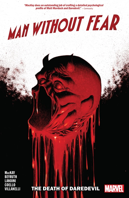 Man Without Fear TPB